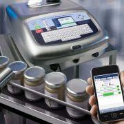 Каплеструный принтер LINX 7900 для маркировки продукции