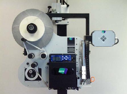 Принтер аппликатор модель: BI-Fuel Linerless