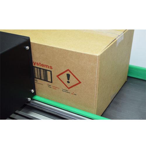 bicolor aplicacion 2 - Каплеструйный принтер высокого разрешения APLINK MRX BICOLOR