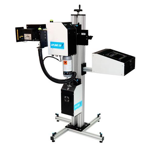 uvx general controlador encendido - Каплеструйный принтер высокого разрешения APLINK UVX