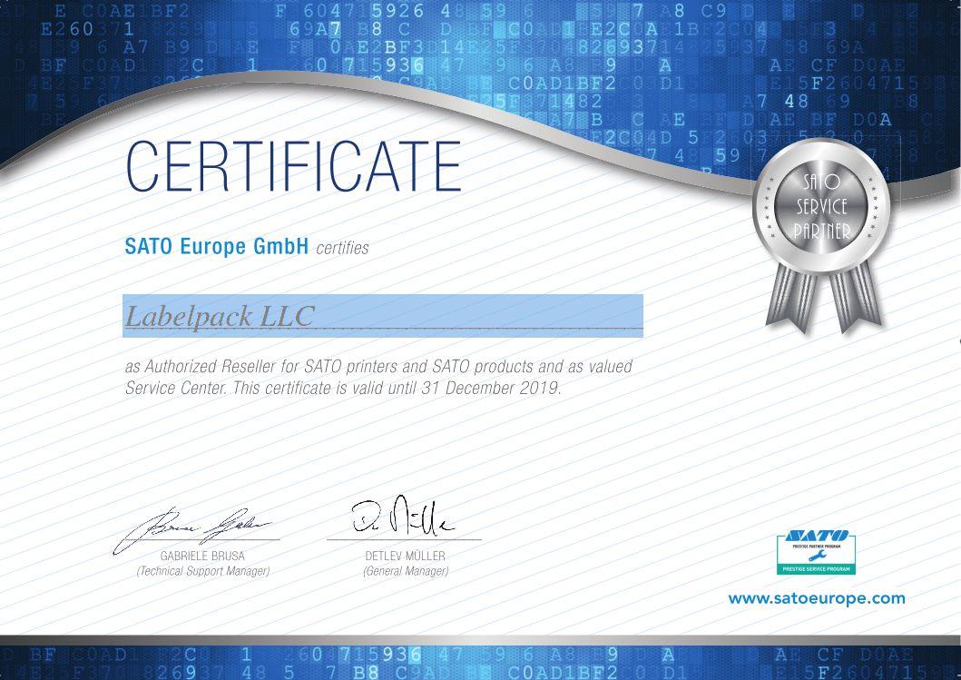 Clipboard02 - Новый сертификат SATO