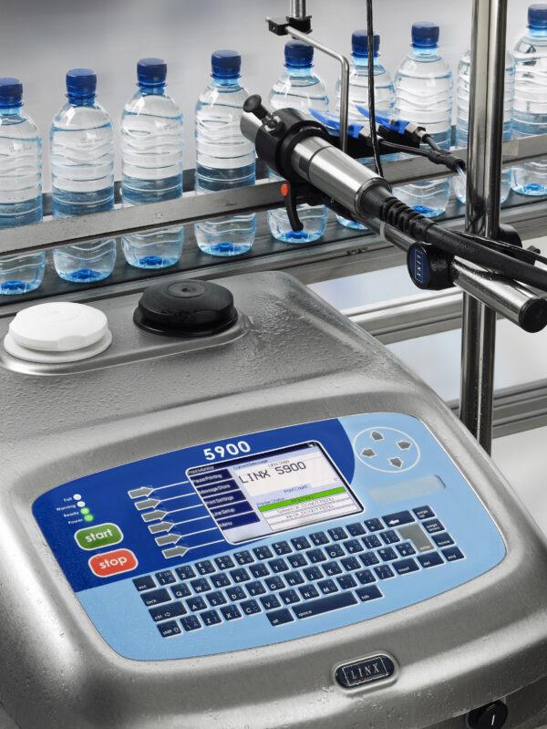 . 7 600x799 - Каплеструйный принтер LINX 5900