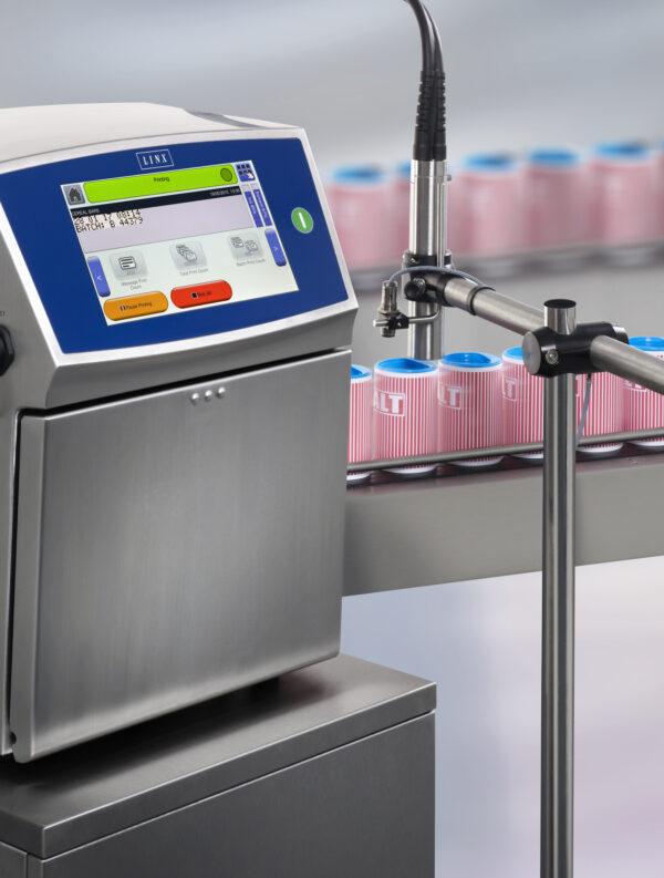 LX3049 600x793 - Универсальные принтеры LINX 8900/8910