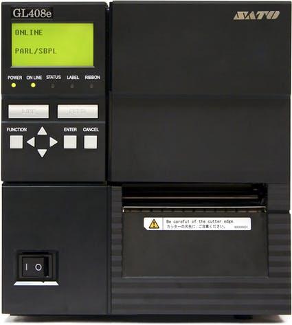 gl front - SATO GL408e/412e