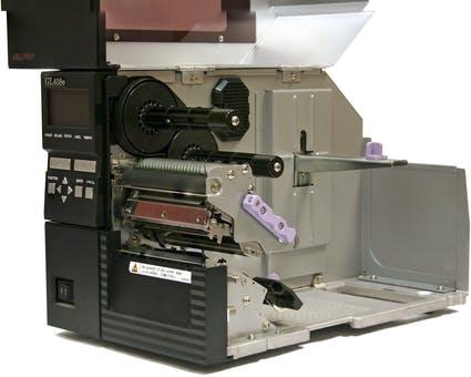 gl sideangel - SATO GL408e/412e