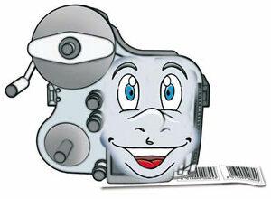 Подключаемые дополнительные устройства переноса этикетки: