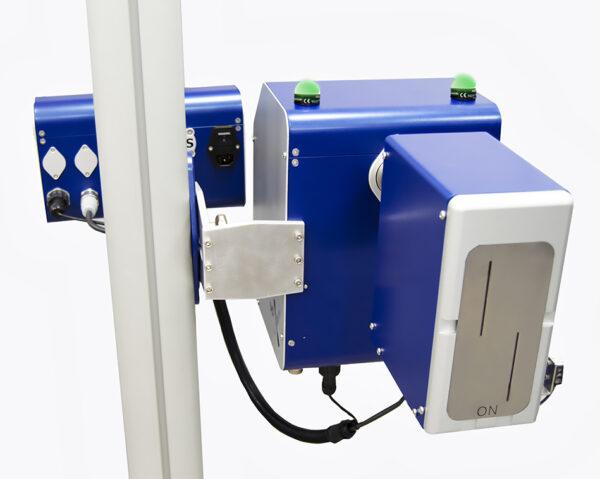 140 1 600x479 - Каплеструйный принтер высокого разрешения APLINK MRX 140