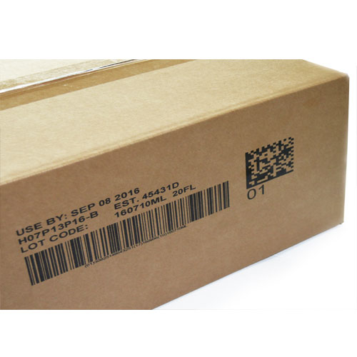 corrugado poroso 1 - Каплеструйный принтер высокого разрешения APLINK MRX 1435