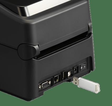 WS4 DT USB Host - Термотрансферный принтер SATO WS4