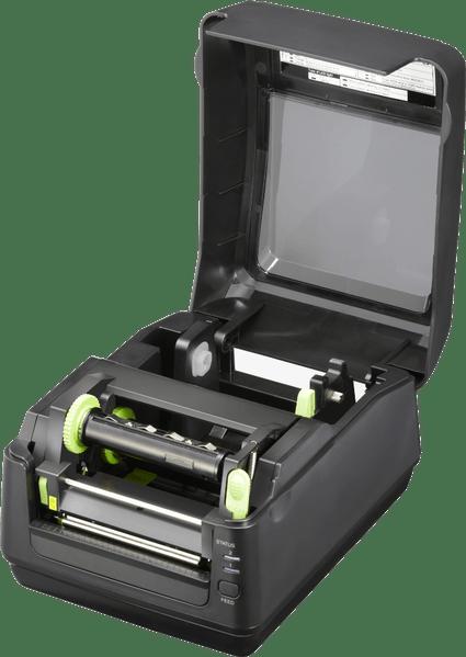 WS4 TT Cover Open - Термотрансферный принтер SATO WS4