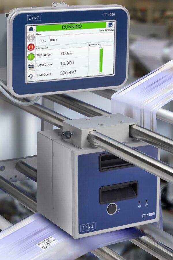1000 1 600x902 - Термопринтер для печати этикеток LINX TT1000