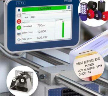 Термопринтер для печати этикеток LINX TT1000