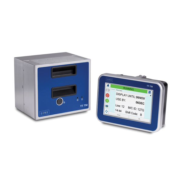 T750 1 600x600 - Термопринтер для печати этикеток LINX TT750